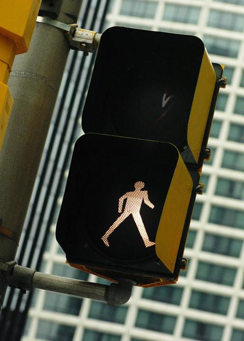 Pedestrian Light