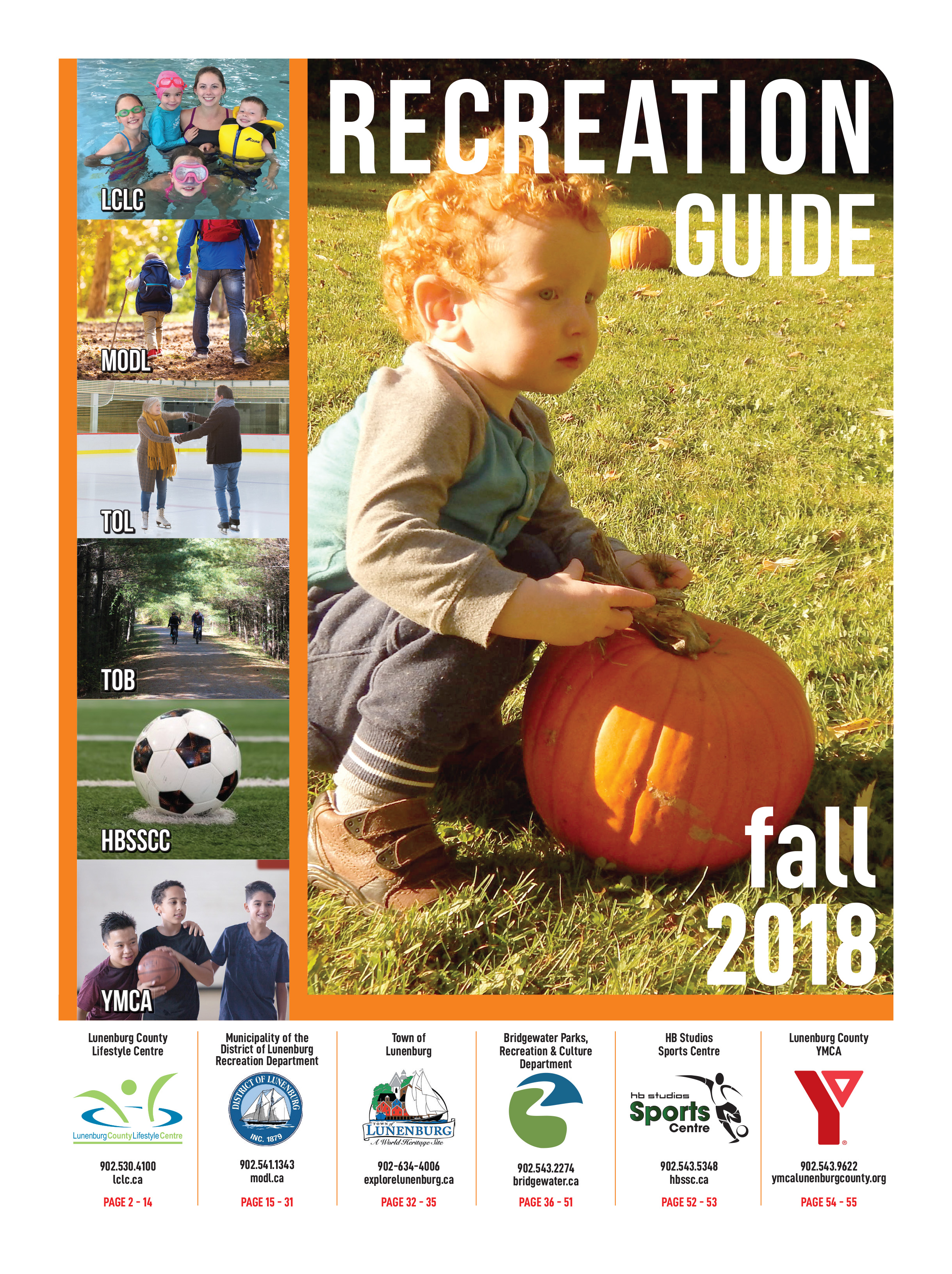 Front Cover 2018 Fall