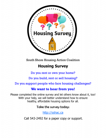 Poster SS Housing