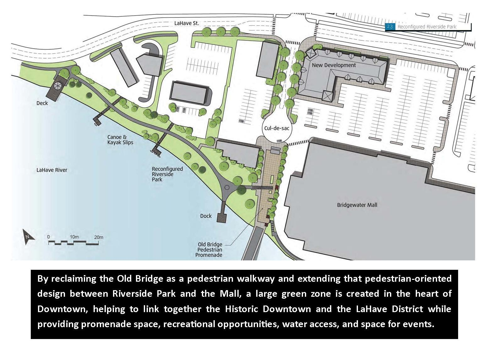 Town of Bridgewater - Update #27: Pedestrian Bridge & Promenade?